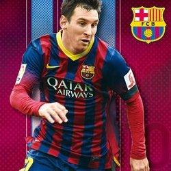 リオネル・メッシ バルセロナ SUPER パニーニフットボールリーグ Panini Football League 2014 03 pfl07-141