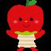 りんごは高カロリーで夜食べると太るってホント!?
